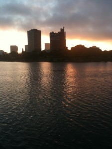 Sunset Lake Merritt Oakland, CA_ Your Fit Day