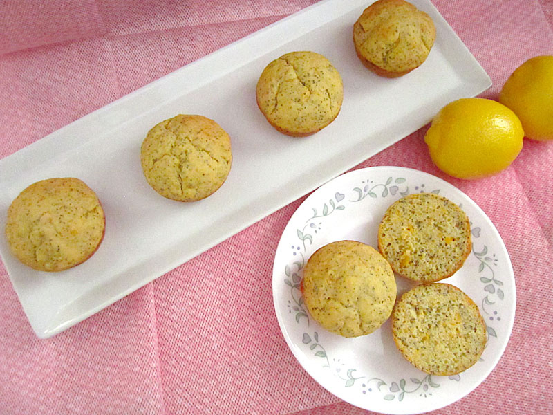 How nice these would be with a some of my homemade lemon coconut butter spread!